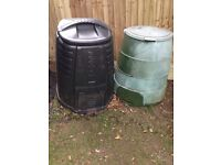 TWO FREE Composting Bins