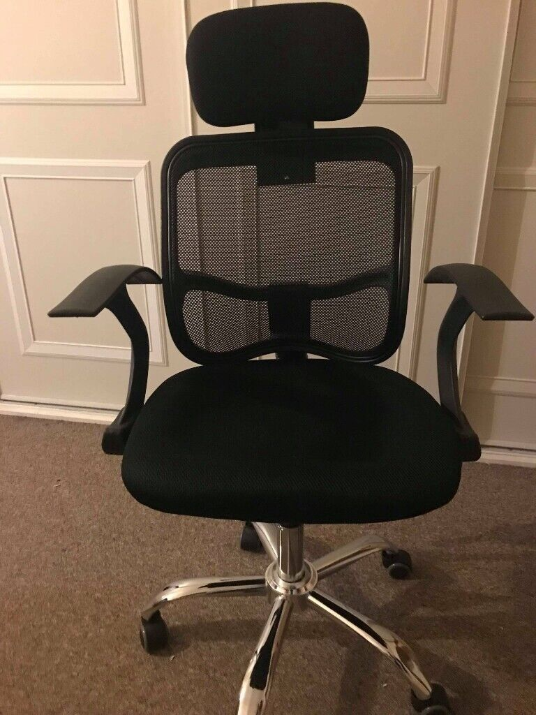 Awesome Anatomic Office Chair In Norwich Norfolk Gumtree Bralicious Painted Fabric Chair Ideas Braliciousco