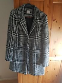 Smart womens coat