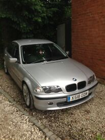 BMW 318SE For Sale