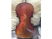 ANTONIUS STRADIVARIUS COPY 1734 VIOLIN FOR SALE!!!