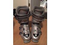 Tecnica Rival X7 Ski Boots - Size 7 (inc. carry case)