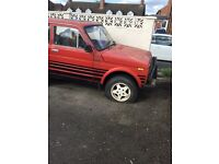 Lada niva cossack 4WD Spares or repair has been standing for a while