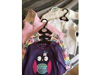 Assorted Baby Girl Clothes bundle