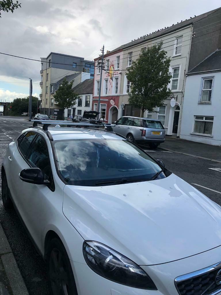 Bike rack & roof bars for Volvo v40 | in Millisle, County Down | Gumtree