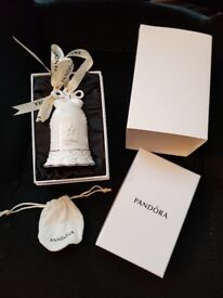 PANDORA BELL LIMITED EDITION COLLECTABLE NEW & BOXED + MINI POUCH