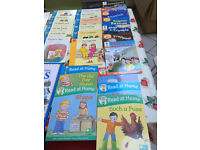 Selection of Early Years books