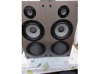 Great British Audiophile speakers Wharfedales Glendale ABR speakers great sound