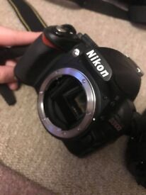 Nikon D3100 Camera with 18-55mm lense,Tripod and accessories