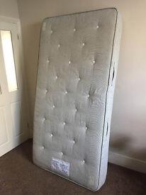 Single Bed Mattress Heavy duty (barely used)