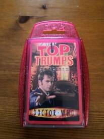 Doctor Who (Red Pack) Top Trumps