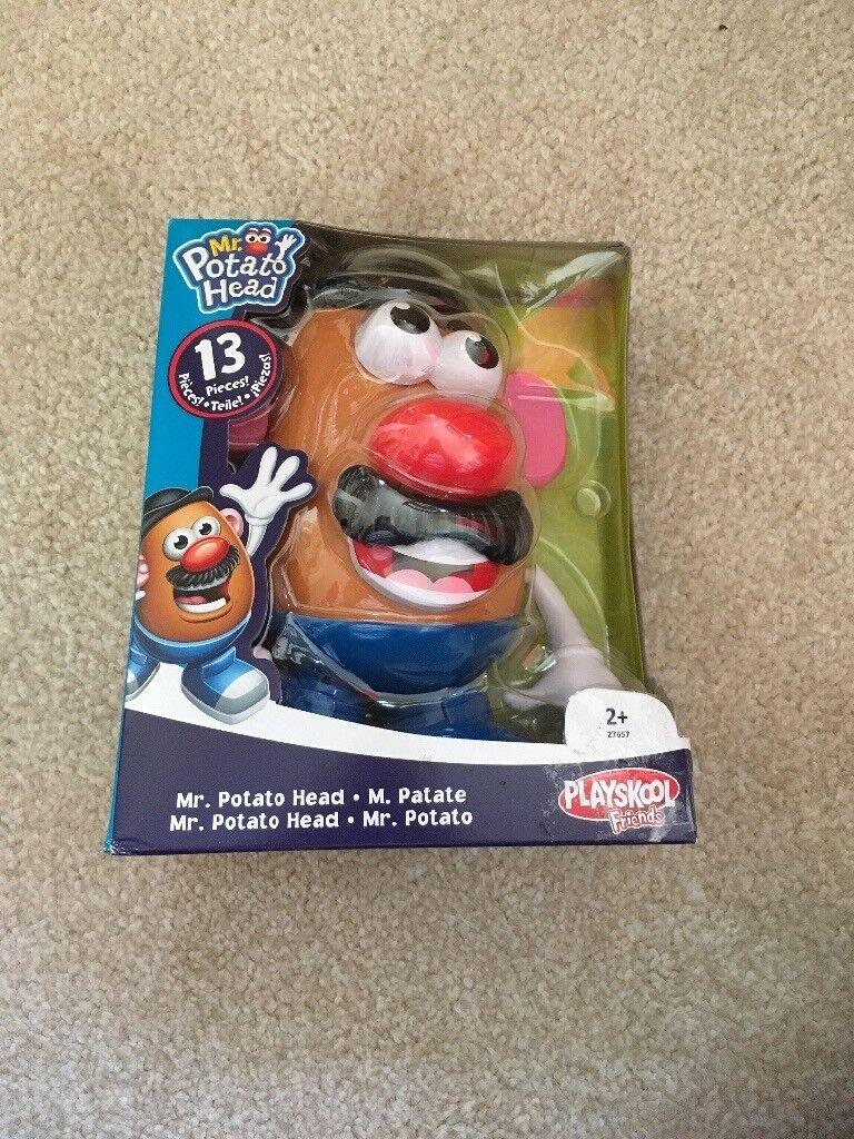 Brand new Mr Potato Head