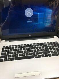 "HP 15-AY026NA laptop 8gb ram 2TB HDD 15"" Quad Core INTEL Gloucester"