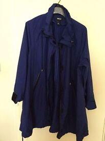 Brand new DKNY blue jacket only £30