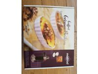 *BRAND NEW & UNOPENED* Creme Brûlée Gift Set: includes Mastrad cooking torch, 4 dishes + recipe book