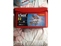 Box of k'nex