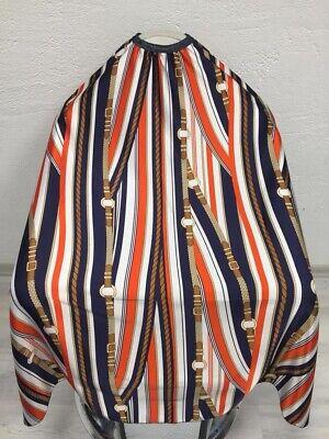 Gucci Design Premium Cape Gown Vintage Classic  Barber Shop Salon