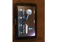 Garmin Camper 760LM Sat Nav with Mountable 7 Inch display for Motorhome and Caravans