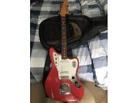 Fender classic lacquer 60's jaguar