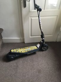 2 Electric scooters with chargers,Zinc Volt 150,hardly used. £90 each or the two for £170.