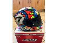 Nolan n87 Chaz Replica Helmet Medium (shoei,arai,hjc,agv,)