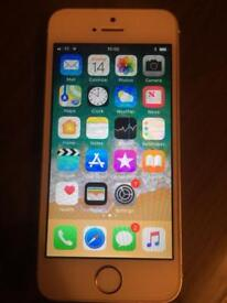 Apple IPhone 5S 32GB (Gold) UNLOCKED