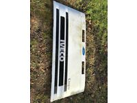Ford Cargo Iveco front panel
