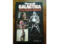 1980 Mission Galactica the cylon attack annual