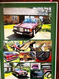 Bentley Turbo TurboR £12000. FSH. Recent service and MOT. Quick sale . Must be seen.