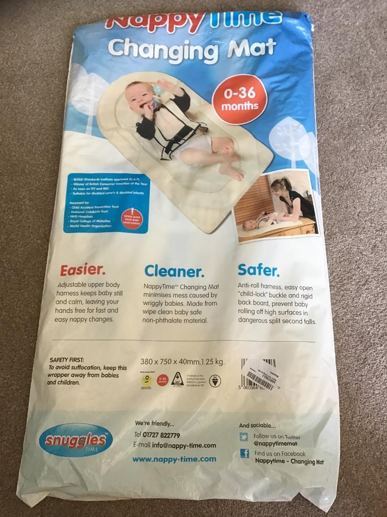 Nappy Time Changing Mat | in Maidstone, Kent | Gumtree