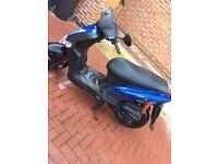 125cc kymco agility