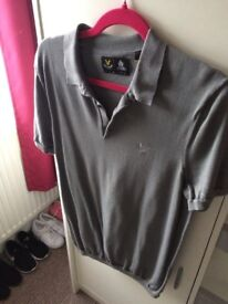 Lyle and SCOTT men's polo