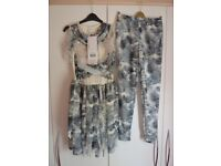 Halloween - Girls Zombie Costume. Age 13-14. Brand New With Tags