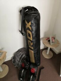 Rdx punch bag for sale