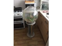 60litre biorb tank and stand