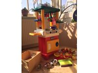 Chicco kids toys kitchen with lots of extra accessories