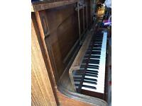 Steck Upright piano - late 1910's or early 20's vintage from New York free Manchester