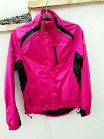 Ladies Muddyfox Cycle Jacket