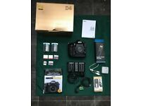 Used Nikon D4 & Accessories