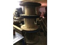 Cable reels - most sizes