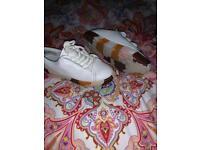 Zara size 5 trainers