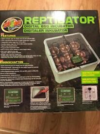 Zoo med reptile incubator