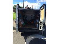 2010 Vauxhall Vivario CDTI LWB Diesel Van