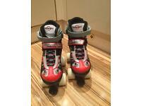 Roller Skates - Kids, size 33-36