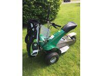 FAIRWAY RIDER G3 Golf Buggy