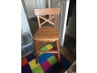 Ikeas children's chairs