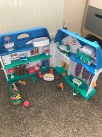 Smyths My dream mansion dolls house