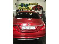 **Car Window Tinting by S&A CUSTOMS, 30 years Experience, LIFE TIME WARRANTY, GAURANTEED LOW PRICES!