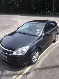 Vauxhall Astra 1.4 petrol 2010