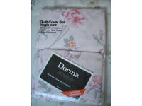 Dorma Single Quilt Cover Set